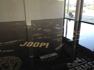 Dekoratívne podlahy - obchod