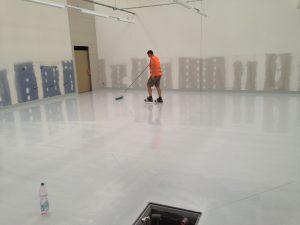 Epoxidové liate podlahy